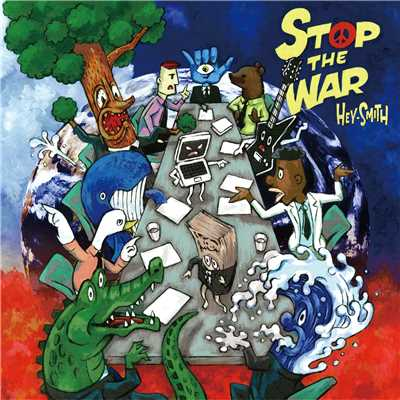 アルバム/STOP THE WAR/HEY-SMITH