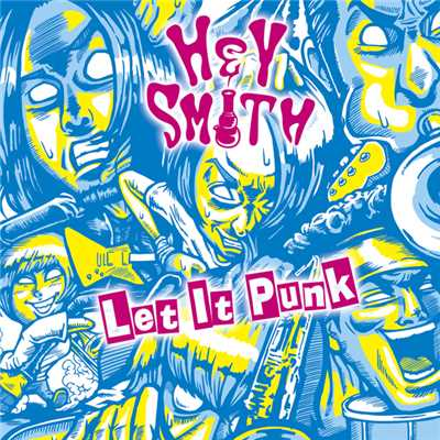 アルバム/Let It Punk/HEY-SMITH