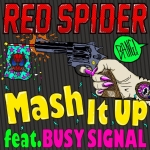 着うた®/Mash It Up feat. BUSY SIGNAL/RED SPIDER