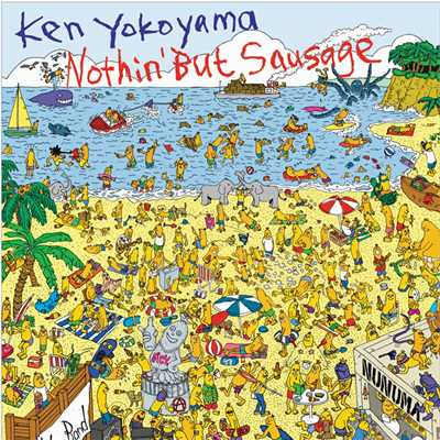 シングル/How Many More Times/Ken Yokoyama