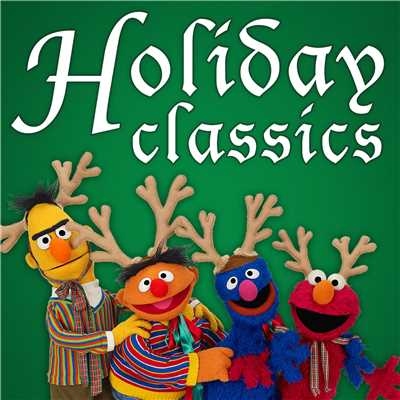 Sleigh Ride/Ernie, Bert, Elmo, Telly, Big Bird, Grover, Count, Zoe, Oscar, Hoots, Prairie Dawn & Snuffleupagus