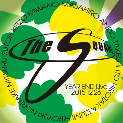 ハイレゾアルバム/THE SQUARE YEAR END Live 20151226 (PCM 96kHz/24bit)/THE SQUARE
