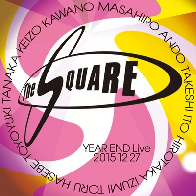 ハイレゾアルバム/THE SQUARE YEAR END Live 20151227 (PCM 96kHz/24bit)/THE SQUARE