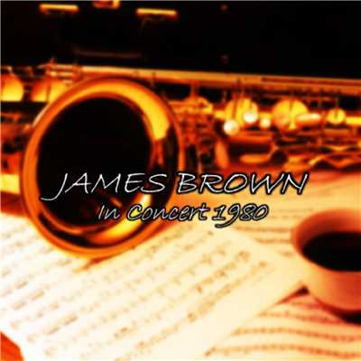 アルバム/James Brown-In Concert 1980-/James Brown