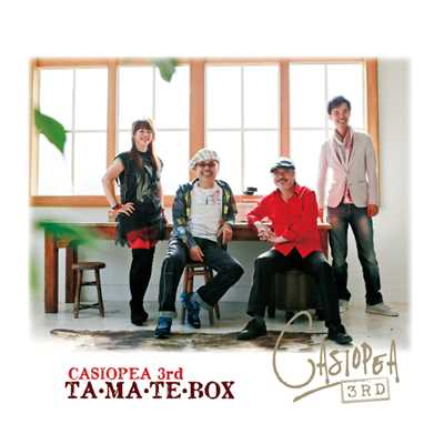 シングル/DAYS OF FUTURE/CASIOPEA 3rd