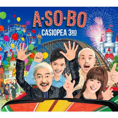シングル/FEEL LIKE A CHILD/CASIOPEA 3rd