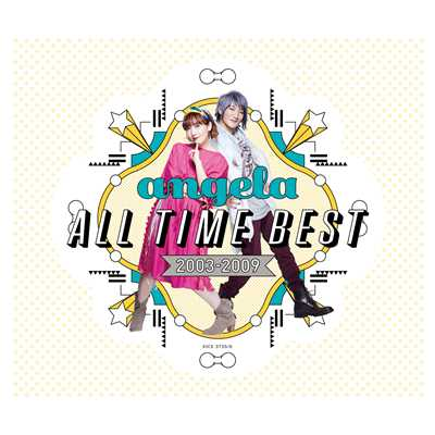 アルバム/angela All Time Best 2003-2009/angela