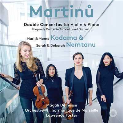 ヴィオラと管弦楽のためのラプソ...