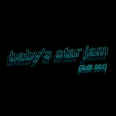 baby's star jam (Edit 001)/DE DE MOUSE