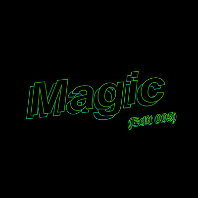 シングル/Magic (Edit 005)/DE DE MOUSE