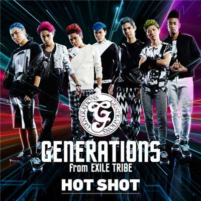着うた®/HOT SHOT/GENERATIONS from EXILE TRIBE