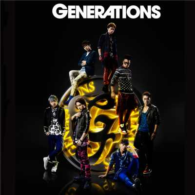 シングル/to the STAGE/GENERATIONS from EXILE TRIBE