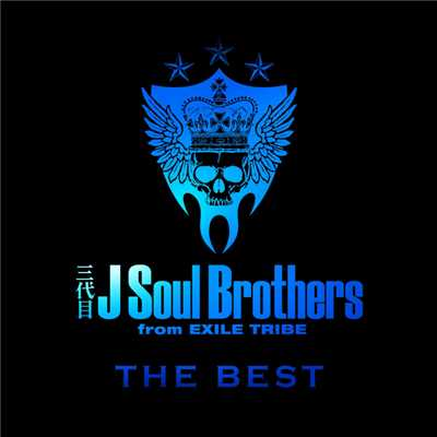 シングル/BURNING UP -三代目 J Soul Brothers version-/三代目 J Soul Brothers from EXILE TRIBE