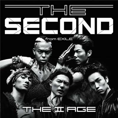 シングル/Lost In Time/THE SECOND from EXILE