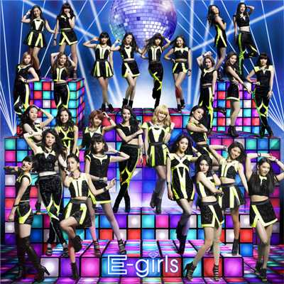 シングル/E.G. Anthem -WE ARE VENUS-/E-girls