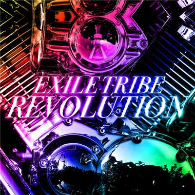 シングル/BURNING UP/EXILE TRIBE