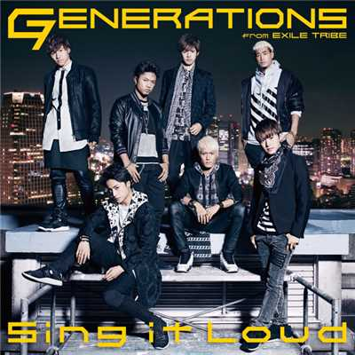 シングル/STORY/GENERATIONS from EXILE TRIBE