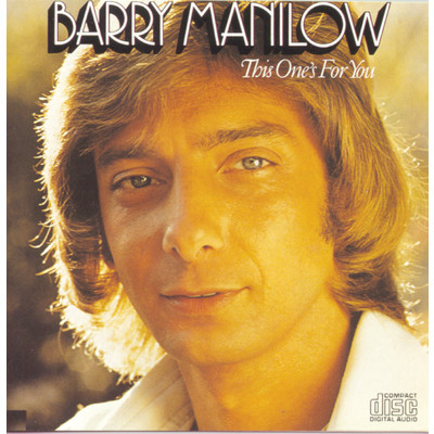 アルバム/This One's For You/Barry Manilow