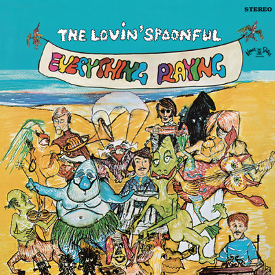 アルバム/Everything Playing/The Lovin' Spoonful
