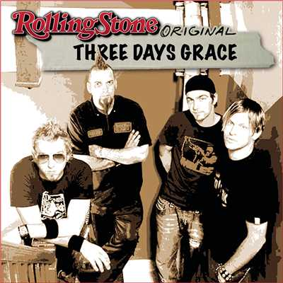 アルバム/Rolling Stone Original (EP)/Three Days Grace