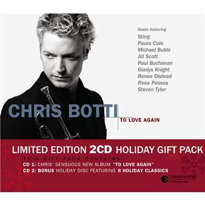 シングル/Lover Man (Album Version) feat.Gladys Knight/Chris Botti