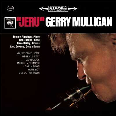 アルバム/Jeru/Gerry Mulligan