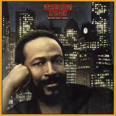 アルバム/Midnight Love/Marvin Gaye