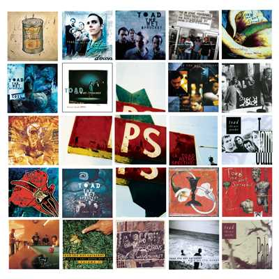 シングル/Eyes Open Wide (Album Version)/Toad The Wet Sprocket