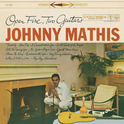 アルバム/Open Fire, Two Guitars/Johnny Mathis
