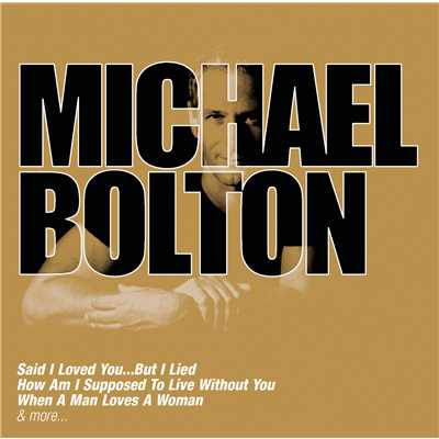 シングル/When a Man Loves a Woman/Michael Bolton