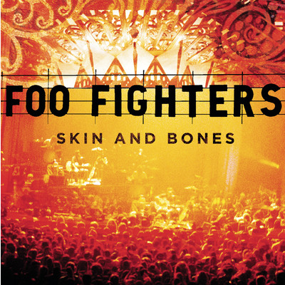 アルバム/Skin And Bones (Live)/Foo Fighters