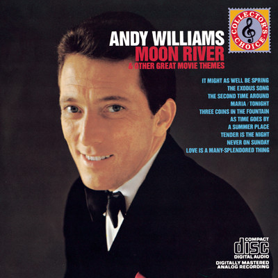 "シングル/Moon River (From ""Breakfast at Tiffany's"")/Andy Williams"
