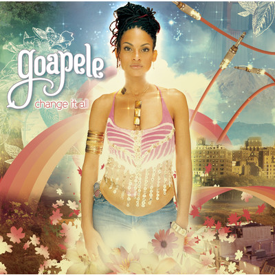 シングル/Change It All (Album Version)/Goapele
