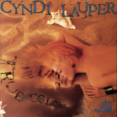ハイレゾアルバム/True Colors/Cyndi Lauper