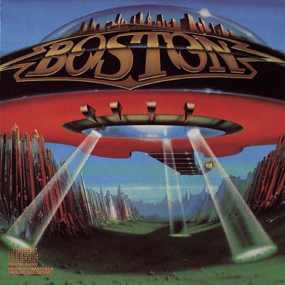 シングル/Don't Look Back/Boston