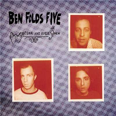 アルバム/Whatever and Ever Amen/Ben Folds Five