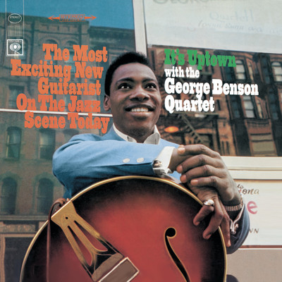 アルバム/It's Uptown/The George Benson Quartet