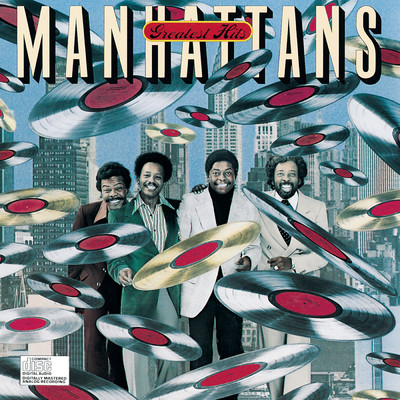 アルバム/Greatest Hits/The Manhattans