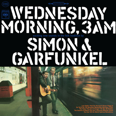 アルバム/Wednesday Morning, 3 A.M./Simon & Garfunkel
