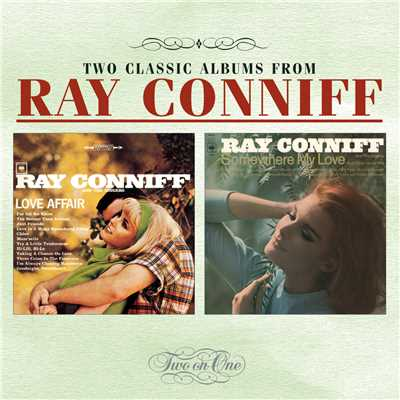 アルバム/Love Affair/ Somewhere My Love/Ray Conniff
