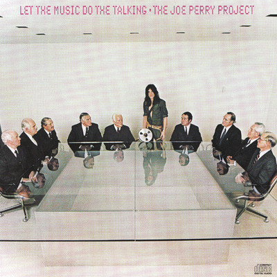 シングル/Discount Dogs (Album Version)/The Joe Perry Project
