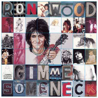 シングル/Seven Days (Album Version)/Ron Wood