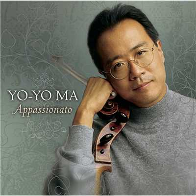 アルバム/Appassionato [International Version]/Yo-Yo Ma