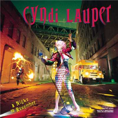 アルバム/A Night To Remember/Cyndi Lauper
