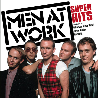 アルバム/Super Hits/Men At Work