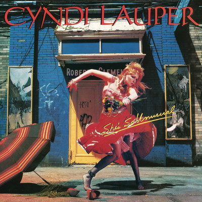 アルバム/She's So Unusual/Cyndi Lauper