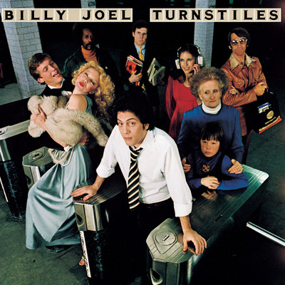 アルバム/Turnstiles/Billy Joel