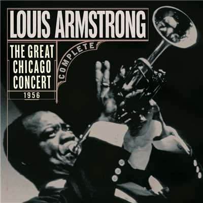 アルバム/The Great Chicago Concert 1956 - Complete/Louis Armstrong