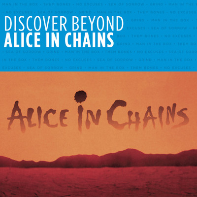 アルバム/Discover Beyond/Alice In Chains