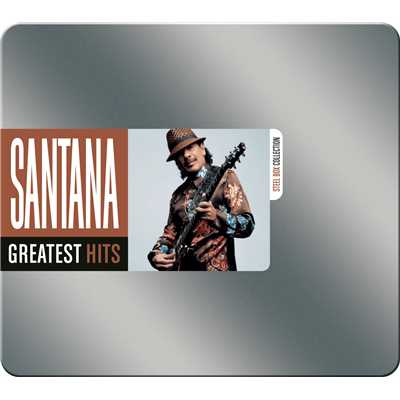 アルバム/Steel Box Collection - Greatest Hits/Santana